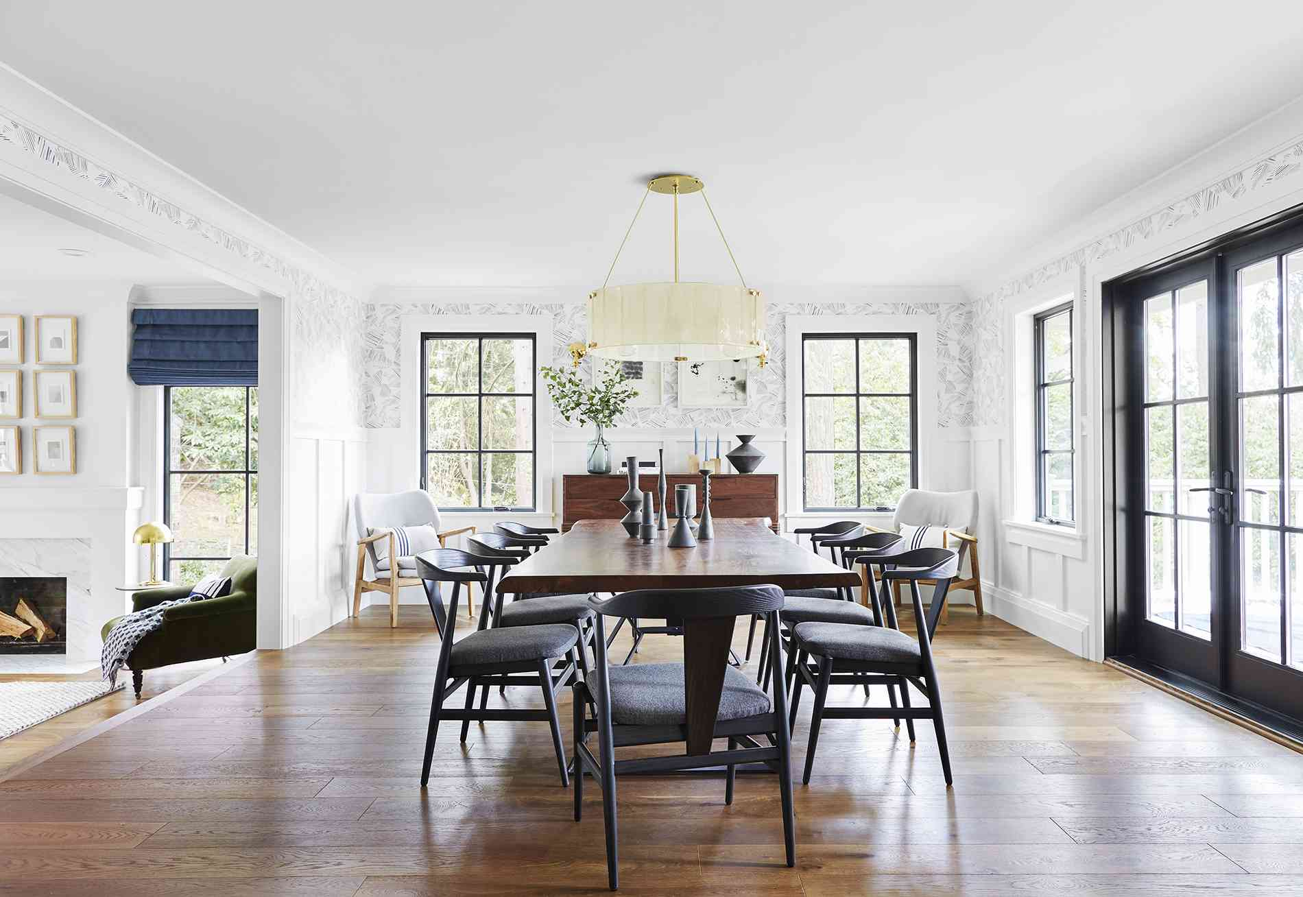How To Furnish A Dining Room Dining Room Design Ideas