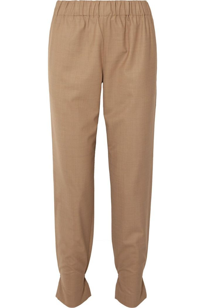 Woven Tapered Pants