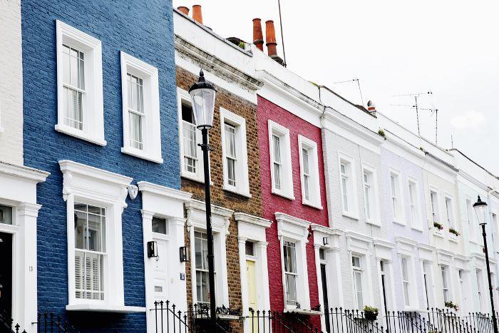 Las mejores zonas para alojarse en Londres: Marylebone