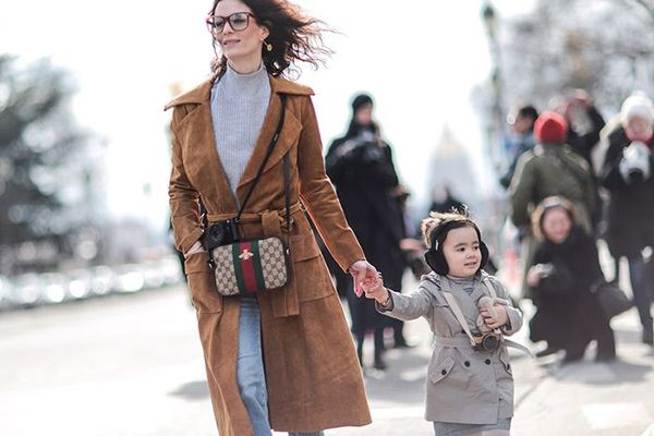 21 Chic French Baby Names We Love