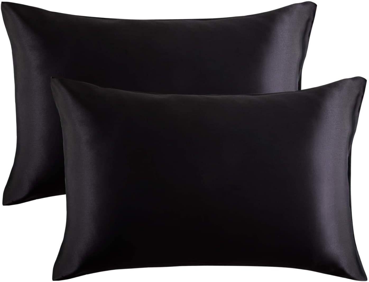 Bedsure Silk Pillowcase
