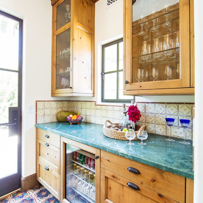 Kitchen Makeover: Classic Spanish Meets California Cool