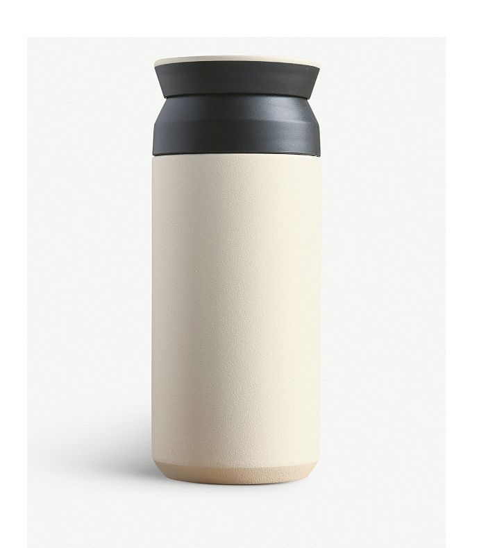 Stainless steel thermos travel tumbler 350ml