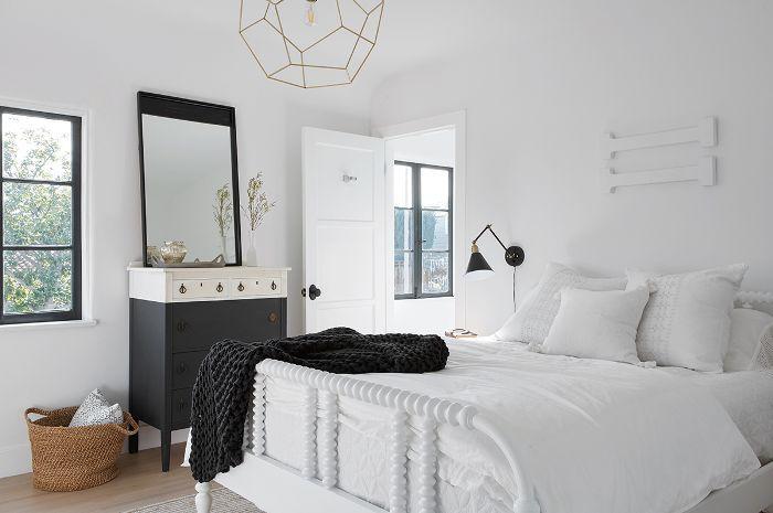 Cococozy: dormitorio principal moderno