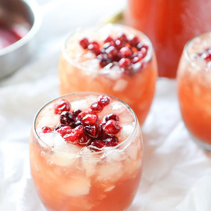 12 Non-Alcoholic Drinks For Thanksgiving To Please Everyone