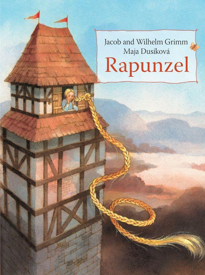Jacob y Wilhelm Grimm Rapunzel: cuentos de hadas clásicos