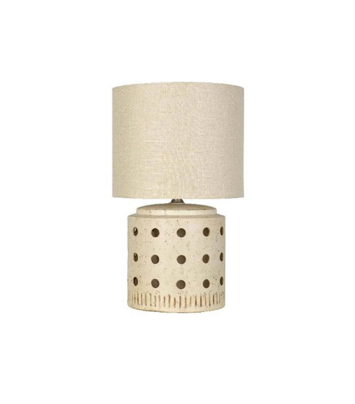 Nate Berkus for Target Ceramic Cut Out Table Lamp