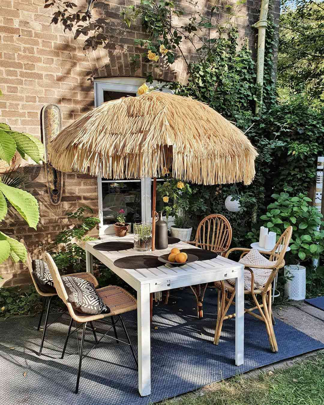 outdoor party ideas lunch
