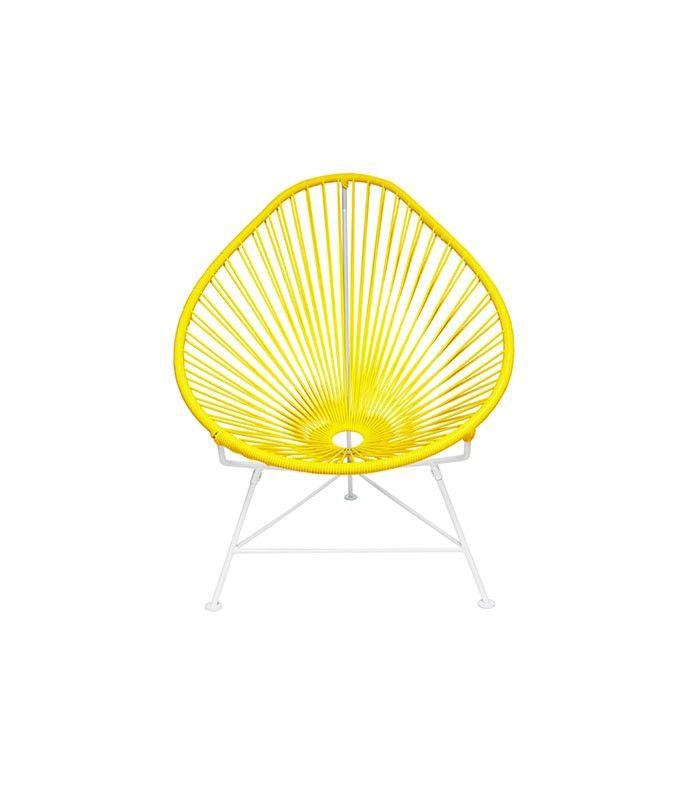 Acapulco Chair in Yellow by Innit Designs