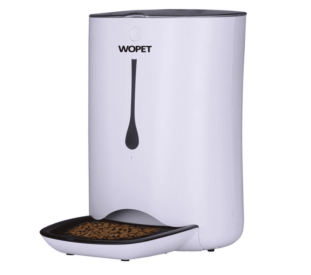 WOPET pet food dispenser