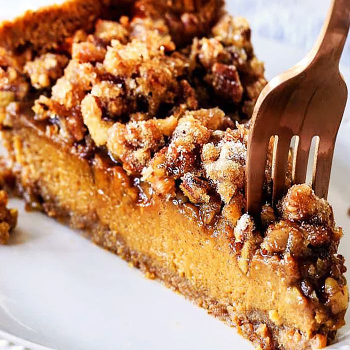 10 Easy Pumpkin Pie Recipes That'll Make You Glad It's Fall