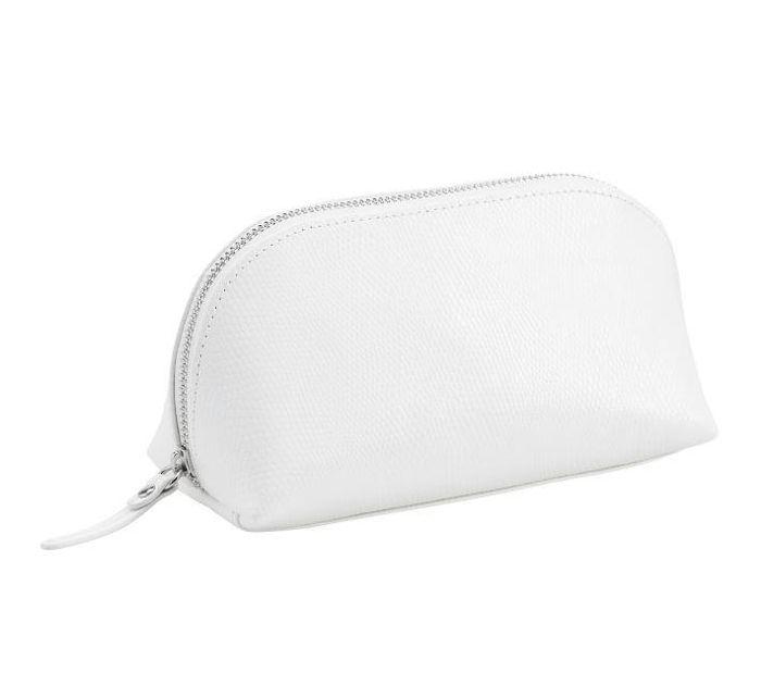 McKenna Leather Case - White