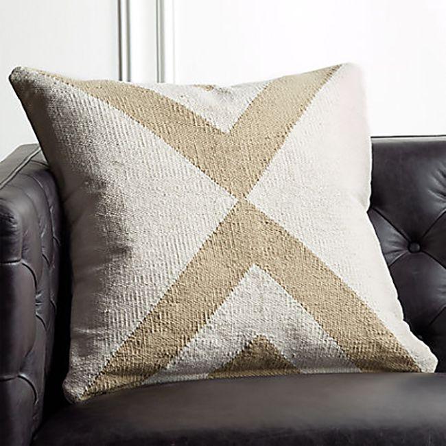neutral pillow