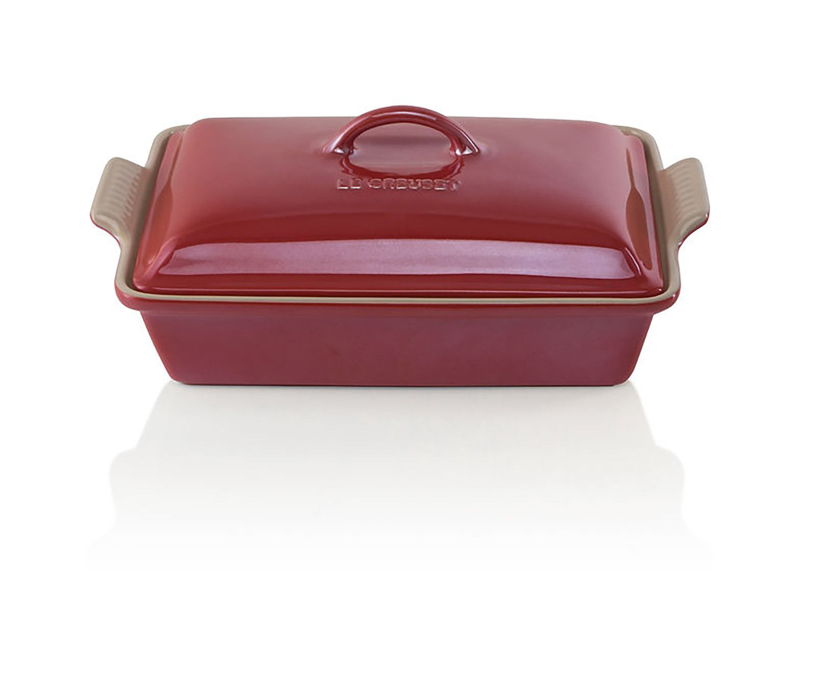 Le Creuset Metallics Collection Heritage Rectangular Casserole