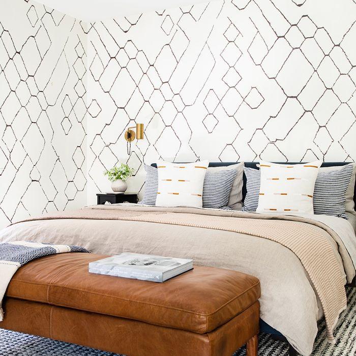 master bedroom—bohemian