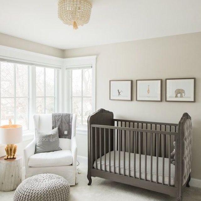 Tan and neutral nursery