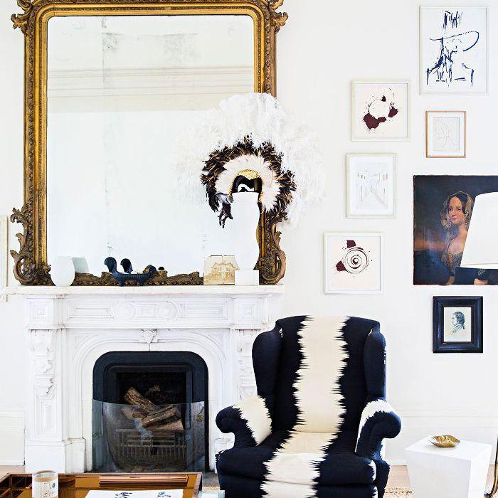 Salas de estar francesas
