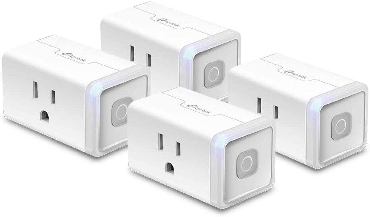 Kasa Smart Plug 4-Pack