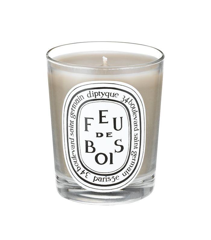 Diptyque Feu De Bois/wood Fire Scented Candle