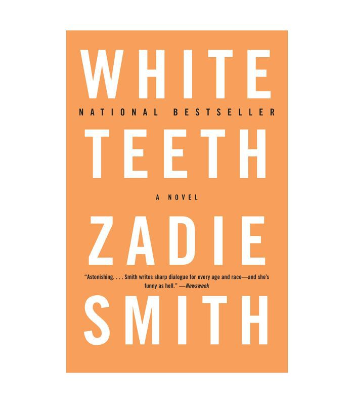 Zadie Smith White Teeth Best Books for Long Flights