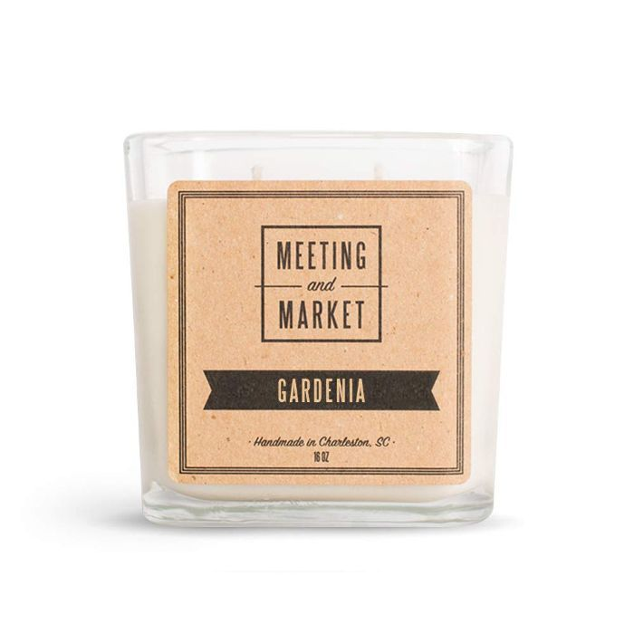 Meeting & Market Candles Gardenia