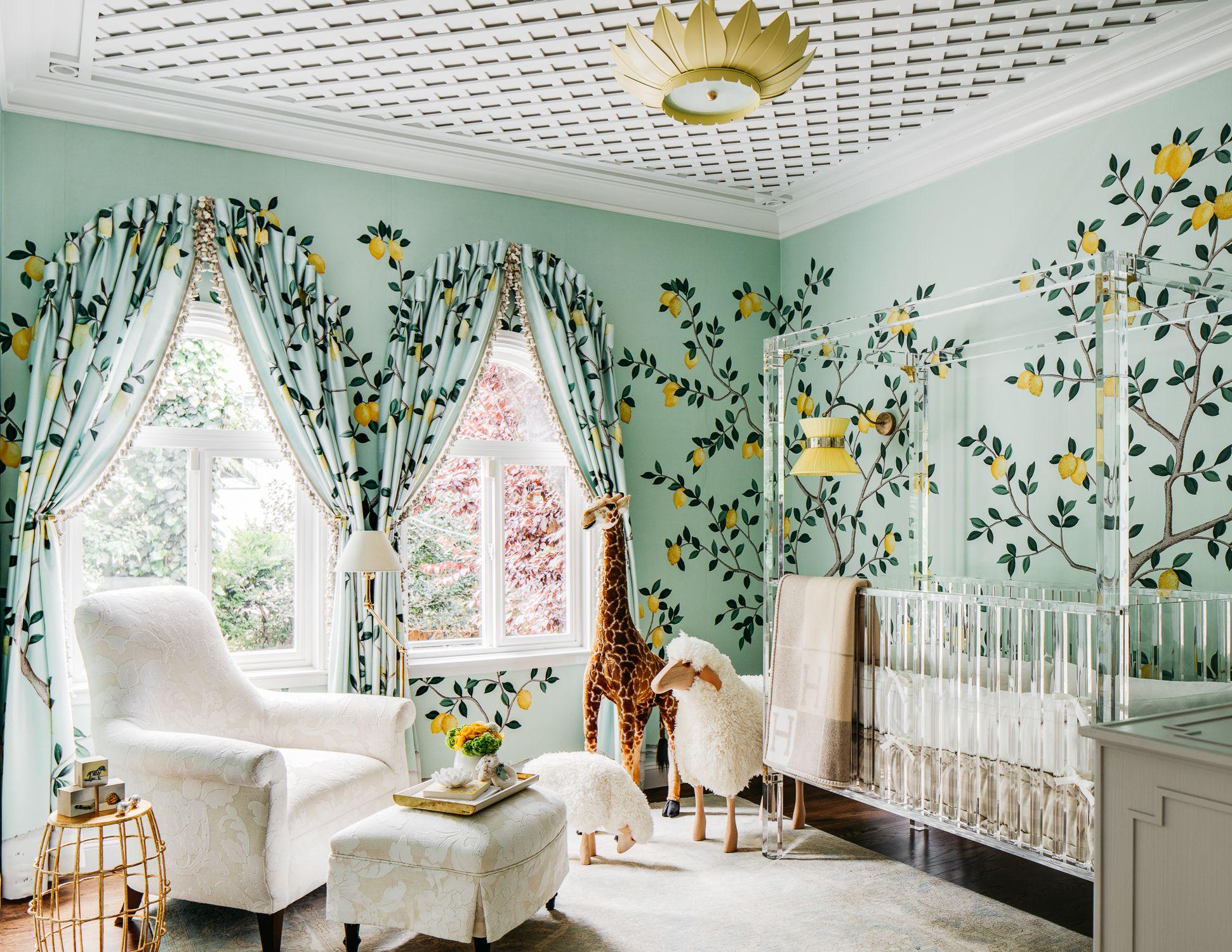How Designer Dina Bandman Turned a Bland Nursery Into An Italian Escape