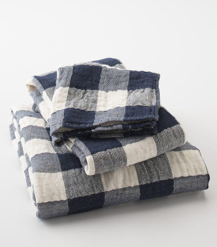 Schoolhouse Vintage Check Towels