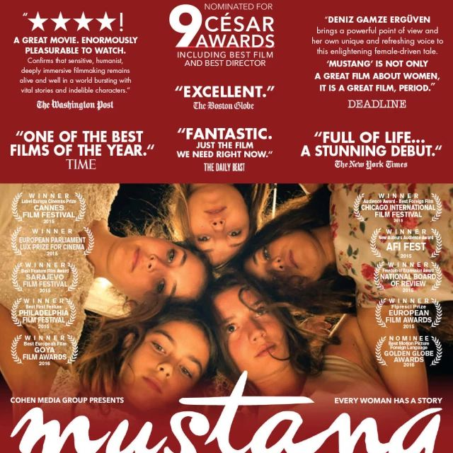 Mustang (2016) movie poster