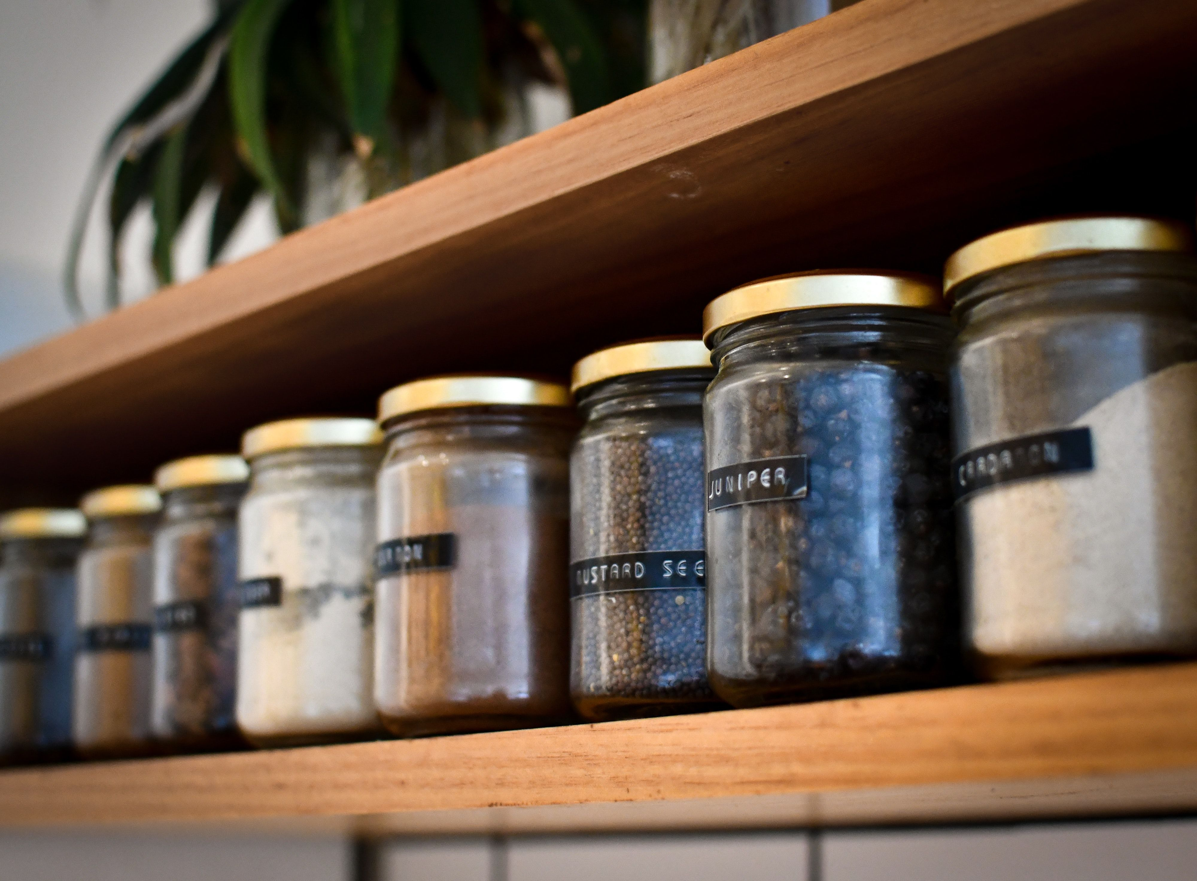 How To Organize Your Spices Once And For All