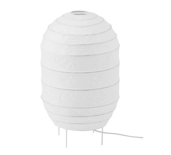 IKEA Storuman Floor Lamp With LED Bulb