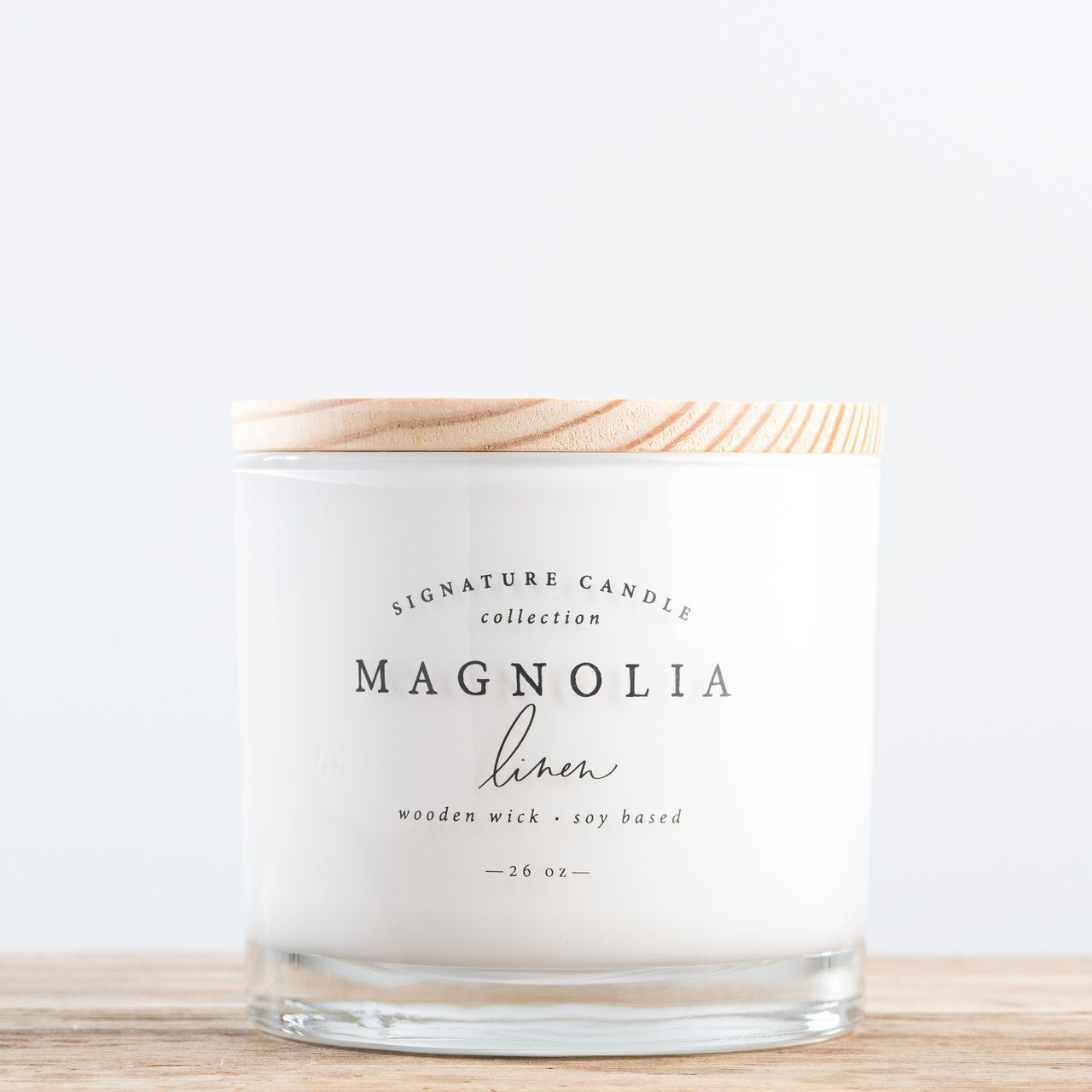 Magnolia Signature Candle Collection