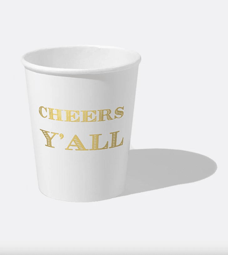 cheers y'all cup