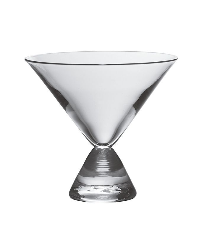 Westport Stemless Martini Glass