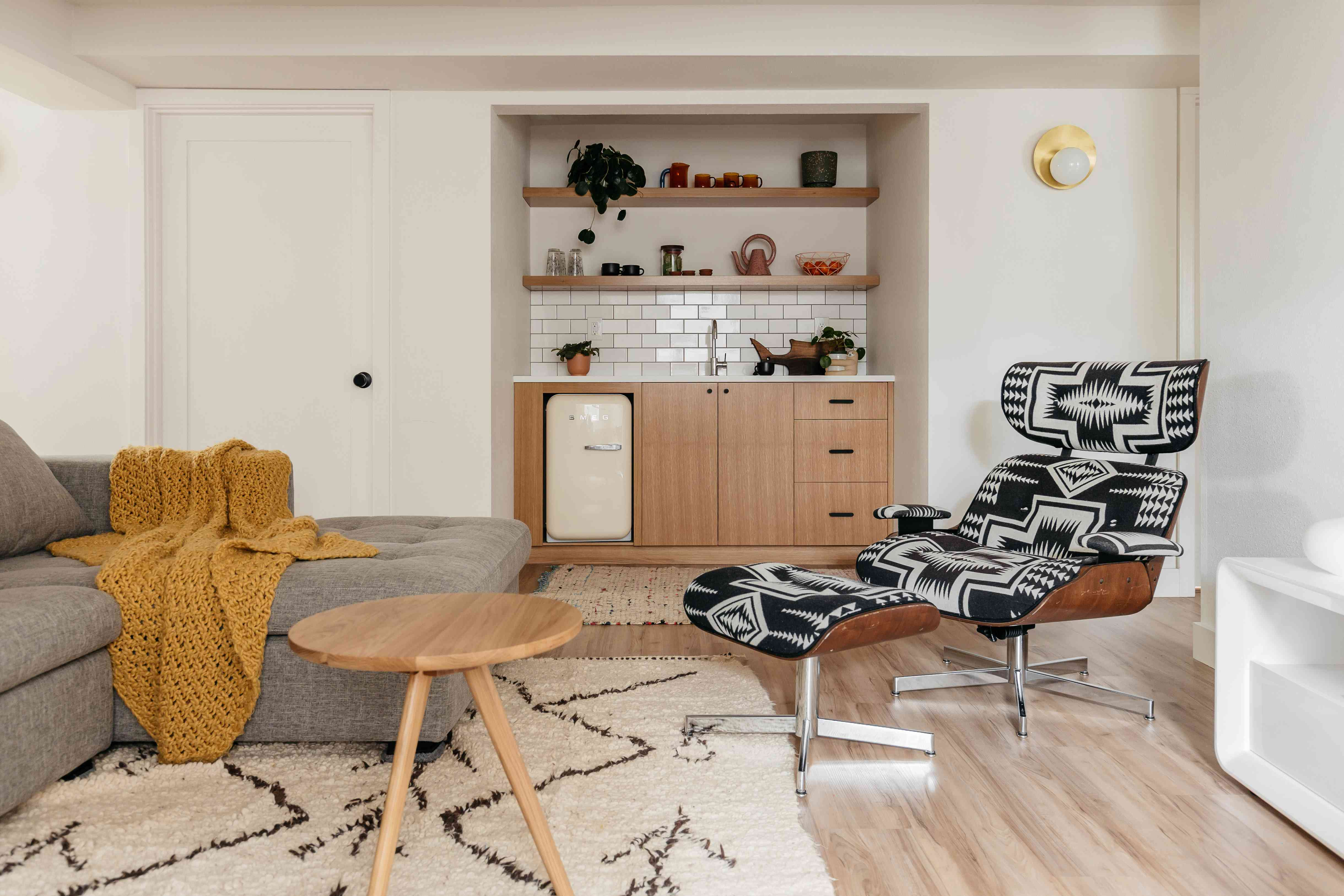 10 Beautiful Finished Basements You Ll Want To Copy At Home