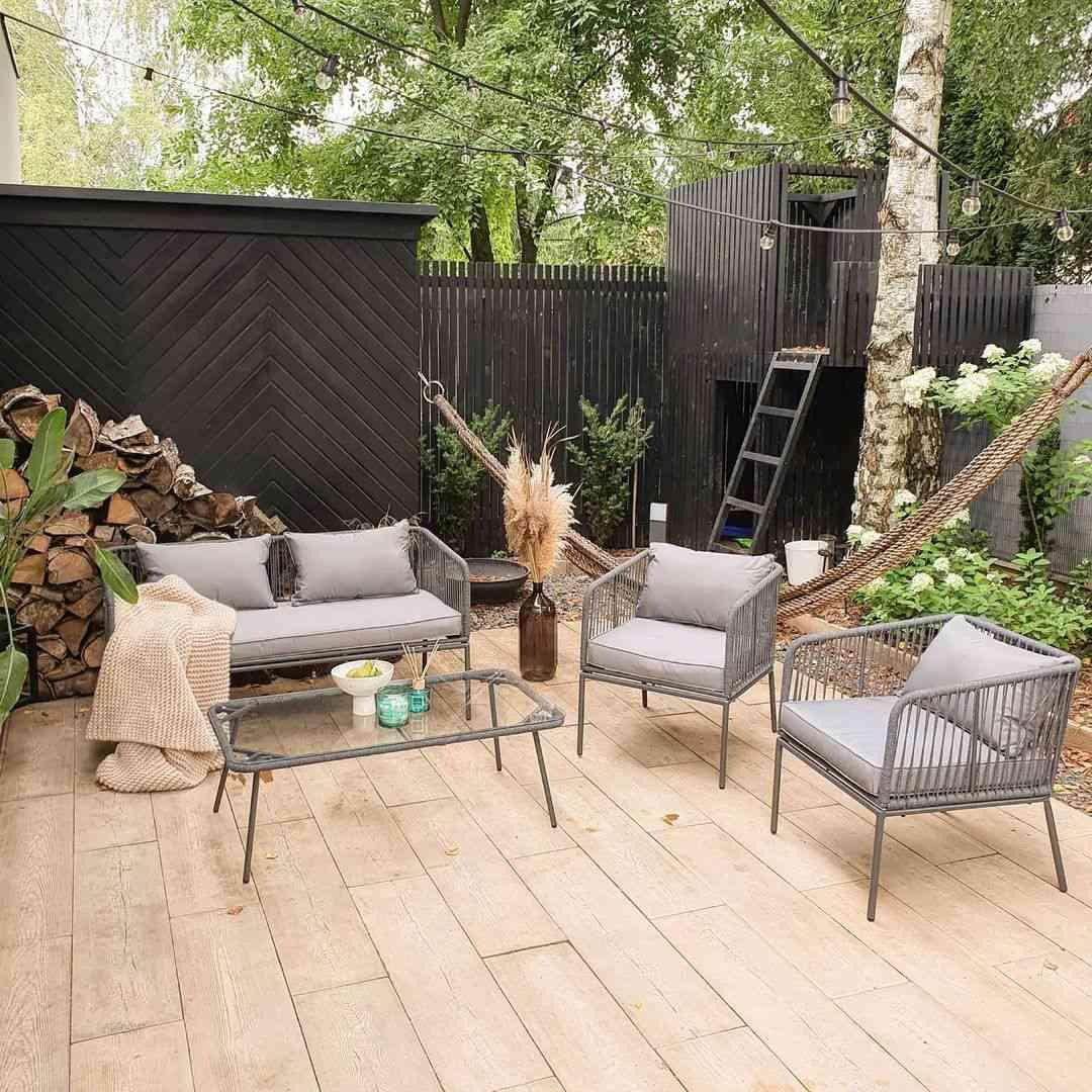 outdoor party ideas shade