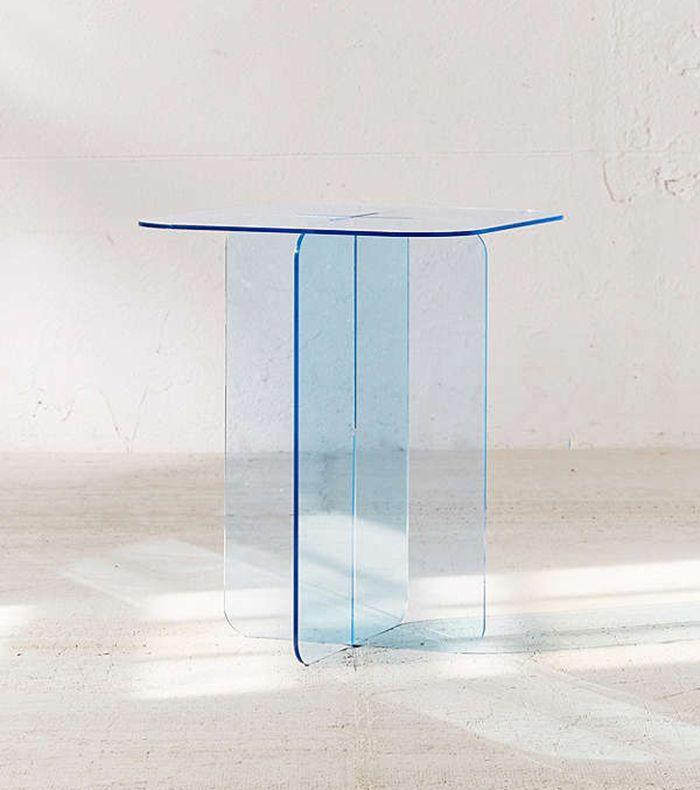 Urban Outfitters Halvar Acrylic Side Table