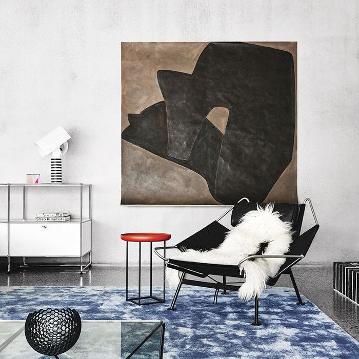 a mod living room