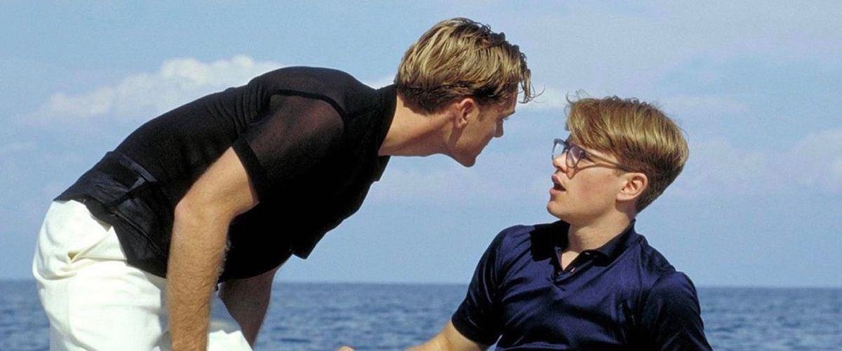 best 90s movies - the talented mr. ripley