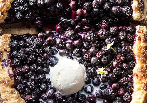 Blueberry—Things to Bake When You're Bored