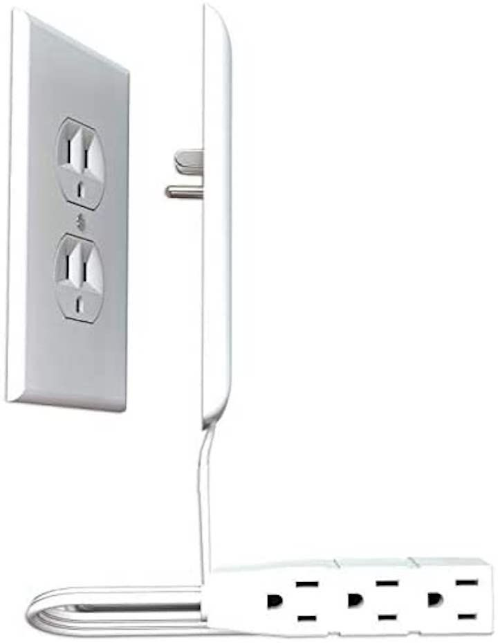 Ultra-Thin Electrical Outlet Cover