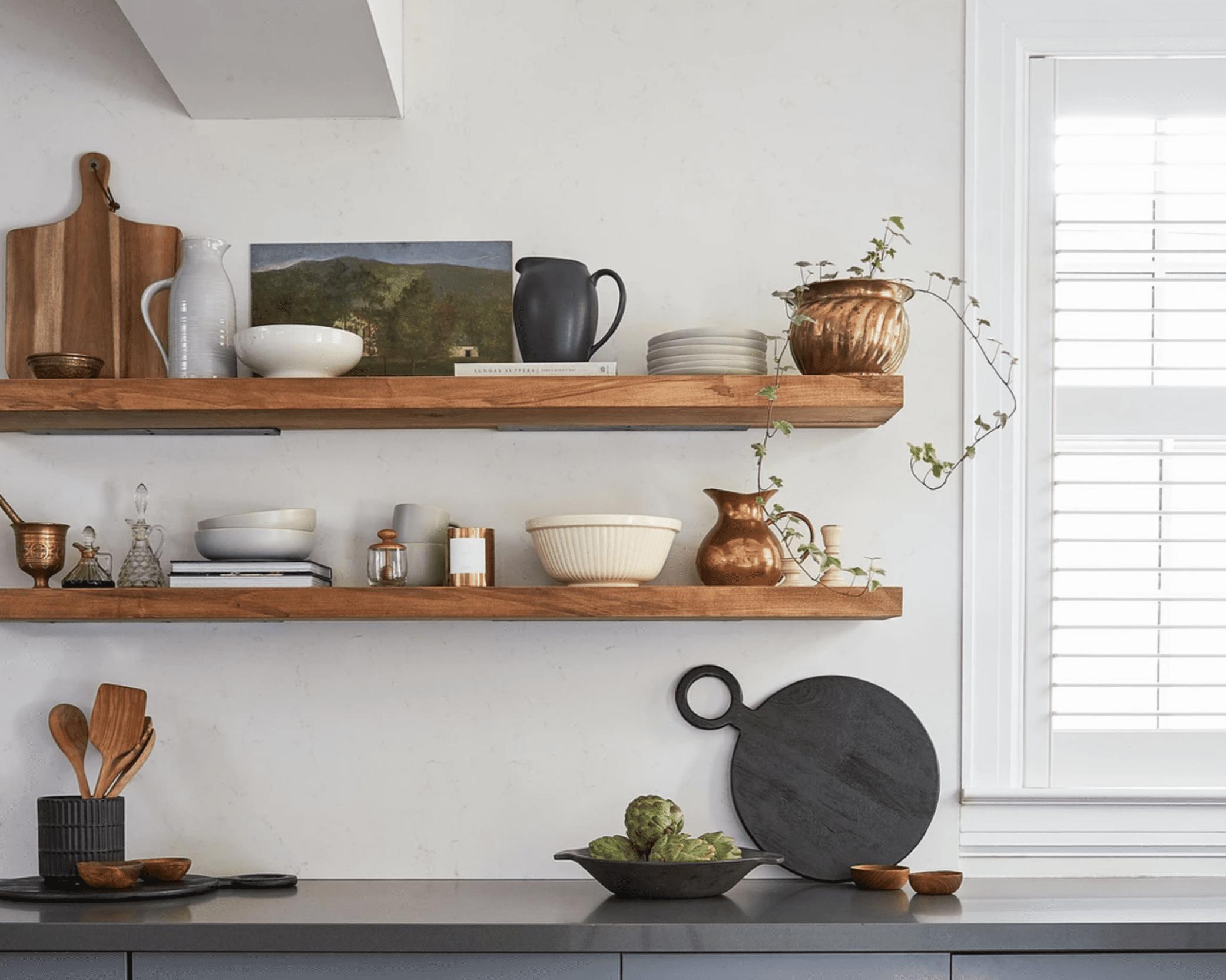 9 Best Floating Shelf Ideas