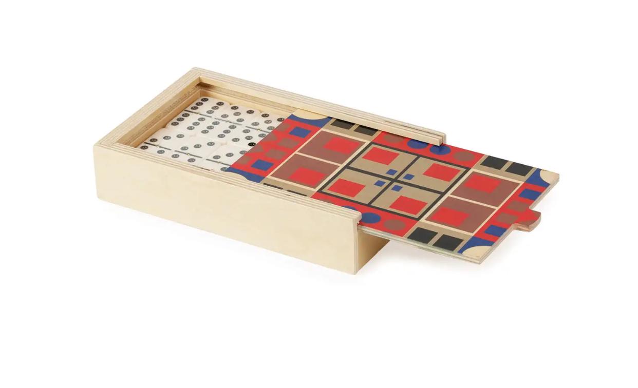 Alexander Double Six Jumbo Domino Set
