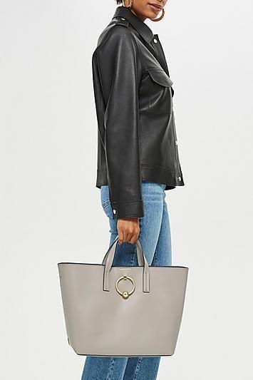 Topshop Seline Tote Bag