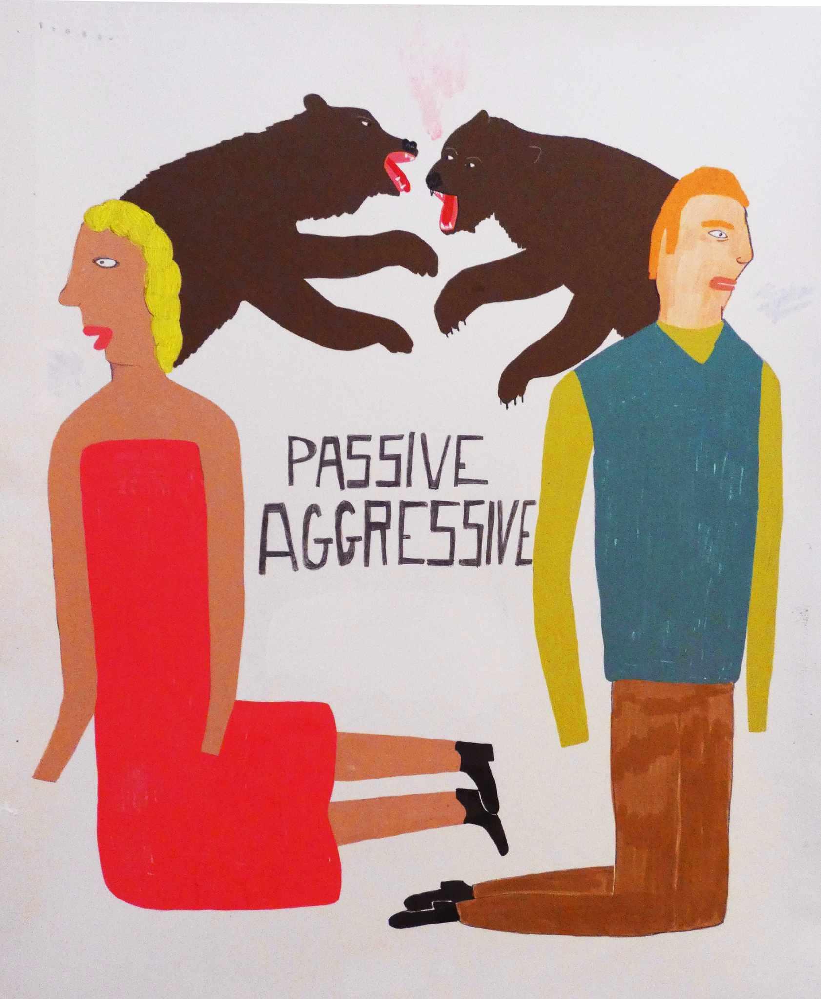 Passive Agressive Painting