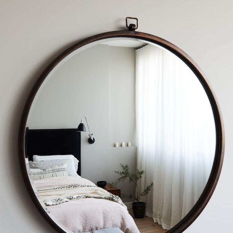 mattress reflection