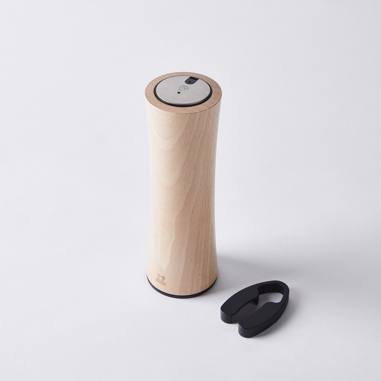 Peugeot French Wood Electric Corkscrew