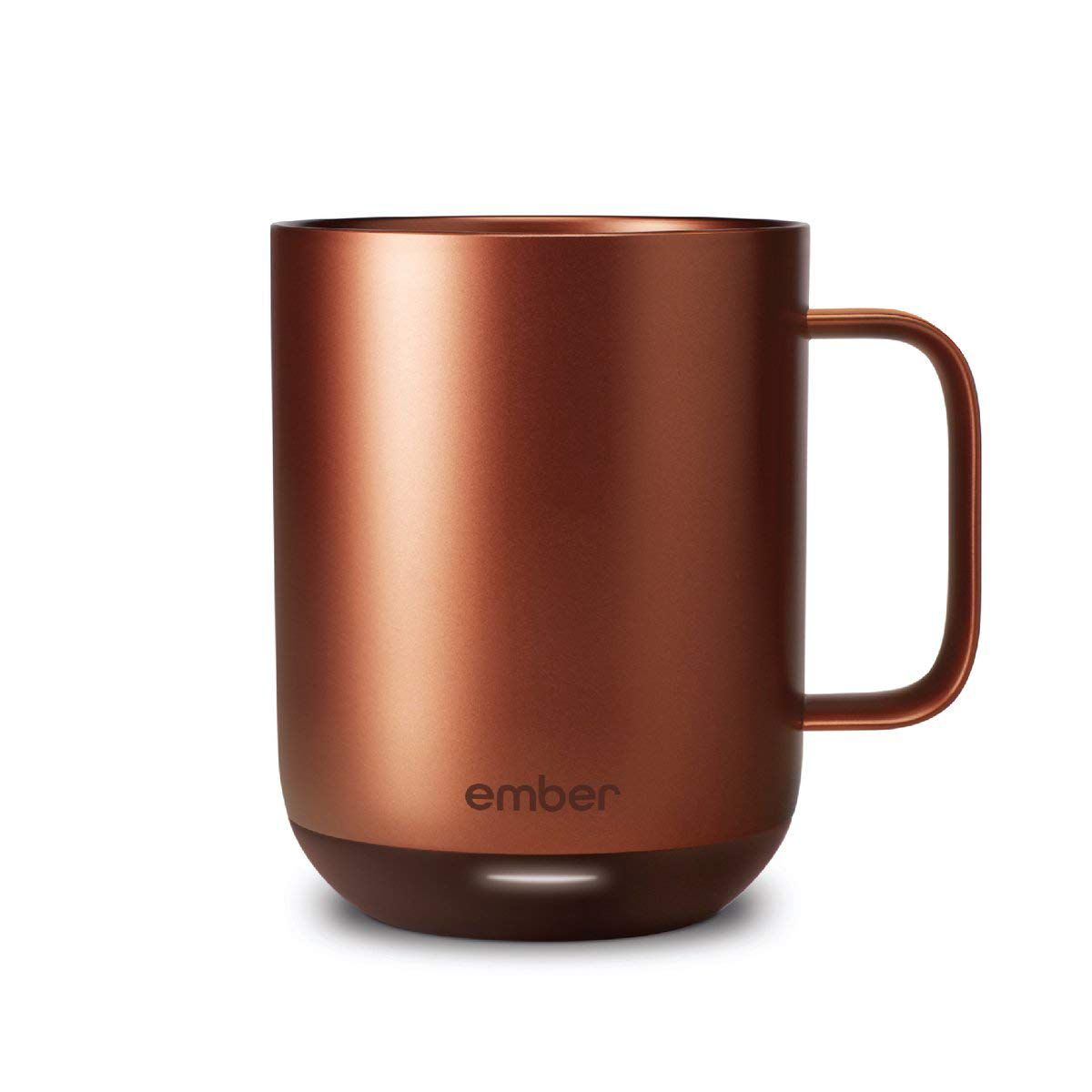 Temperature Control Ceramic Mug in Copper