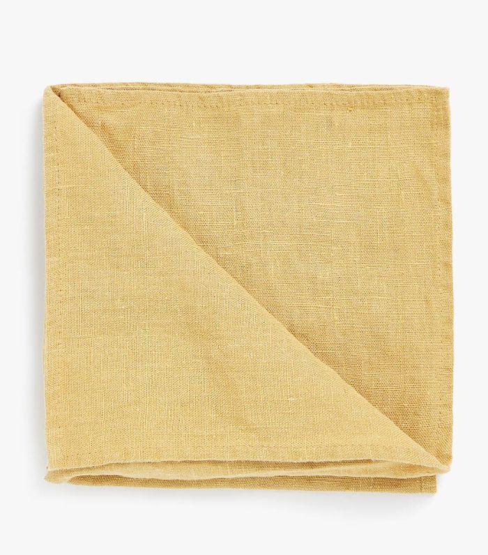 Zara Home Washed Linen Napkins