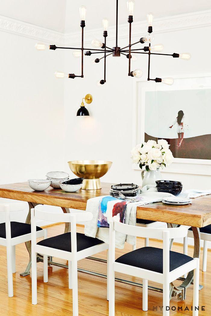 Nina Dobrev L.A. home tour   kitchen details