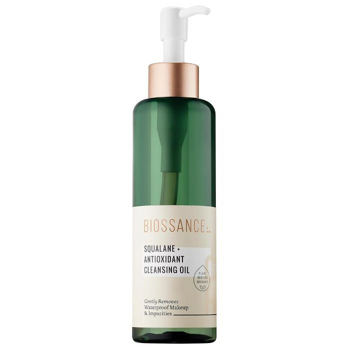 Squalane + Antioxidant Cleansing Oil 6.8 oz/ 200 mL Facial Cleansing Oil